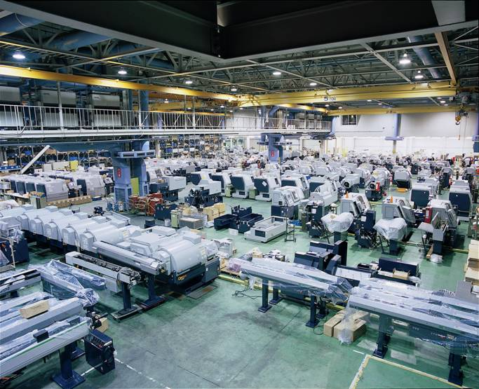 fabrika makineleri
